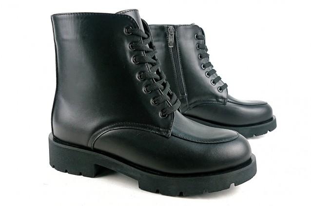 2102 Ботинки молодежные
