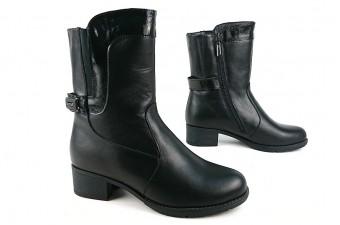 4013 Зимние Ботинки женские