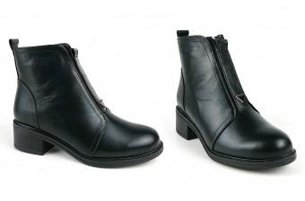 613 Ботинки женские на байке