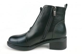 ❆ 613 Ботинки женские на каблуке