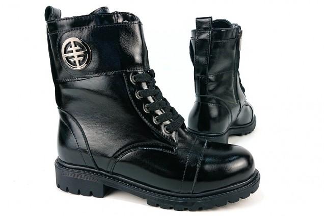 ❆ 2081N Ботинки зимние