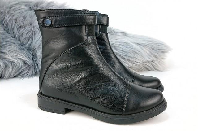 617 Ботинки женские