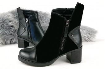 616Ш Ботинки на байке