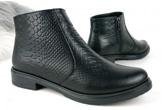 6368 Крокодил Ботинки женские