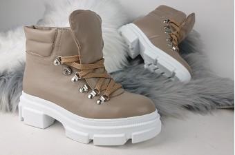 2092N Ботинки на шнуровке
