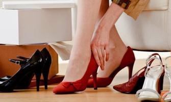 Правила подбора, эксплуатации и хранения обуви