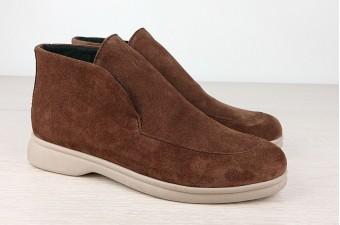 Лора  Замшевые ботинки