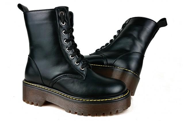 2081MTS Ботинки молодежные