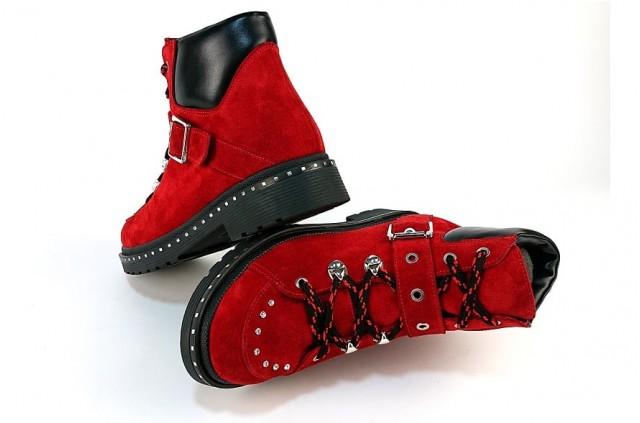 2061-Б Демисезонные ботинки