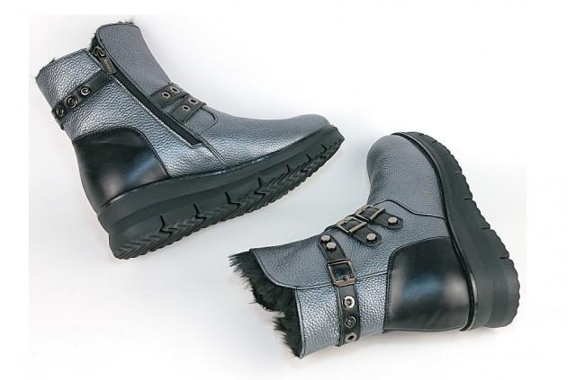 2085 Ботинки молодежные