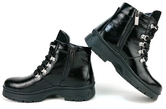 2069 Ботинки молодежные