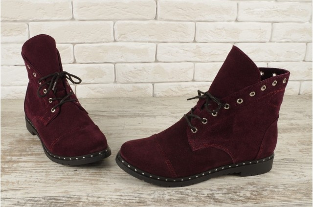1038 Ботинки молодежные