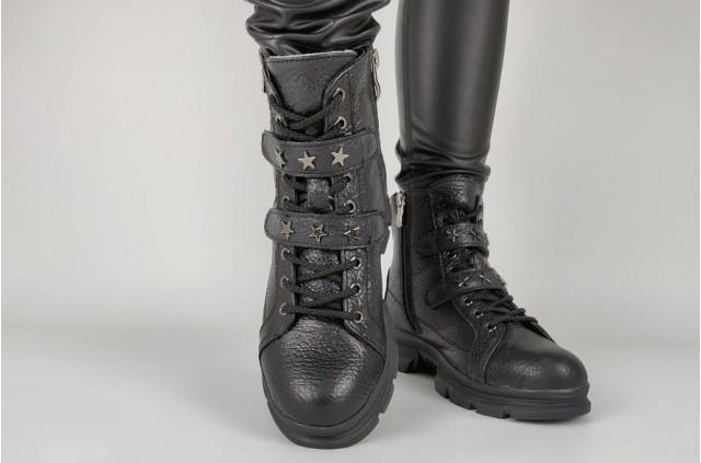 2073 Ботинки молодежные