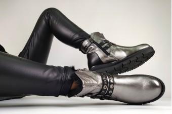 2085 Ботинки женские