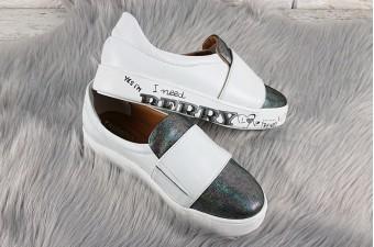 Fashion Мокасины Berry-003