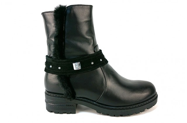 ❆ 2065 Зимние ботинки