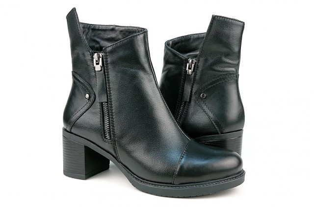 616Ш Ботинки зимние