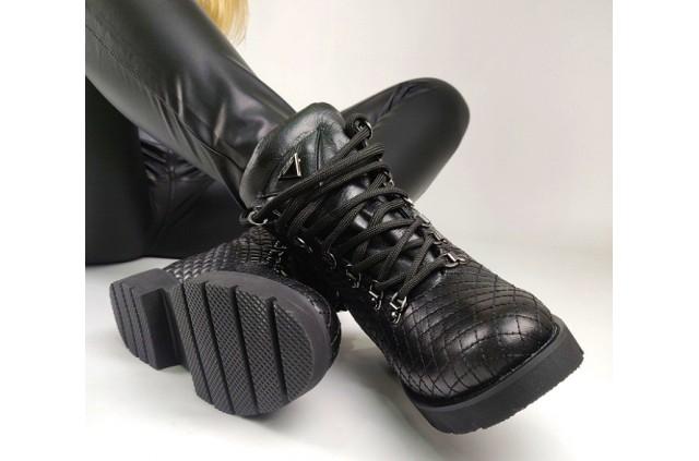 ❆ 2067 Ботинки на меху